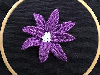 A Longer Woven Picot Stitch