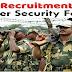 BSF में कांस्टेबल के पदों पर भर्ती  ,10 वीं पास भी करे आवेदन !! BSF Recruitment 2018