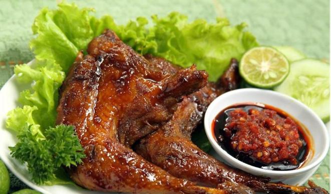 Resep Ayam Bakar Pedas Manis, Bumbu Rujak, Kecap Dan Bumbu  Oles Ala Padang Dan Jawa Juga Bandung