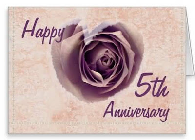 5th Wedding Anniversary Wishes, Messages and Quotes | Wedding ...