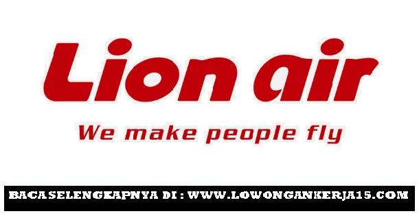 Lowongan Kerja Lion Air Group Tingkat SMA Bulan Juli 2017