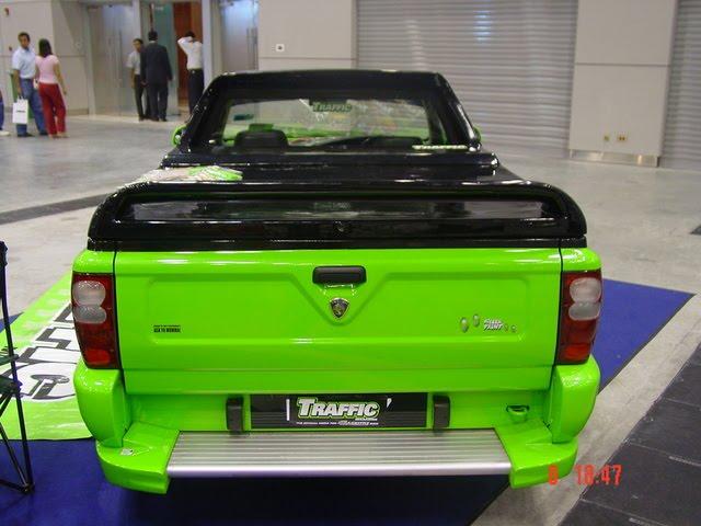 All About Pickup & Trucks: Proton Arena @ Jumbuck | Modified