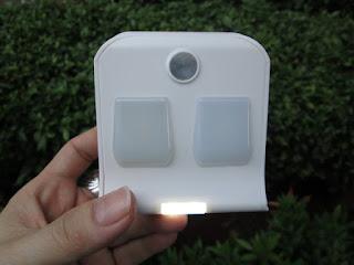 Lampu Tenaga Matahari M1 Solar Clip Light