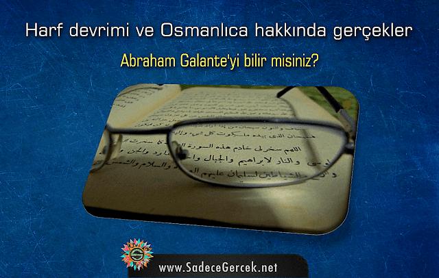 Harf devrimi ve Osmanlıca hakkındaki gerçekler