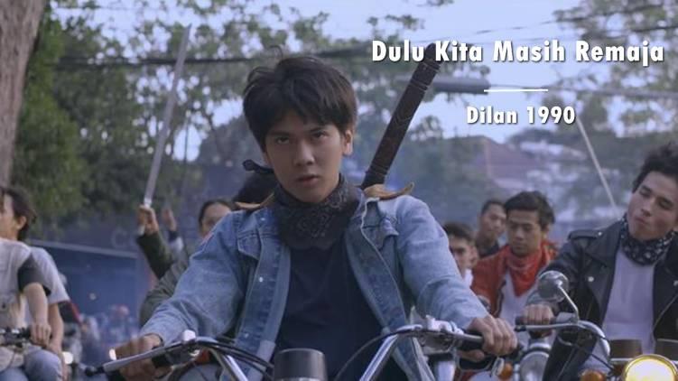 Dulu Kita Masih Remaja -  OST Dilan 1990