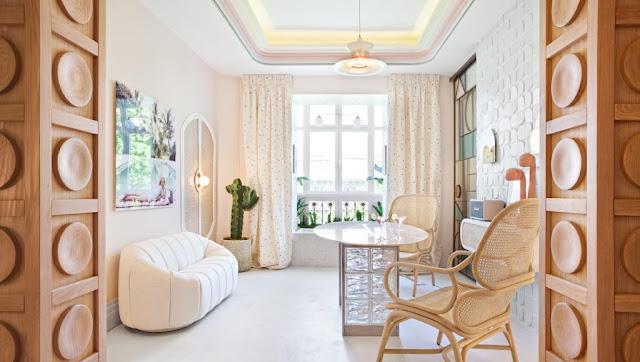 Suite de Patricia Bustos en Casa Decor 2017