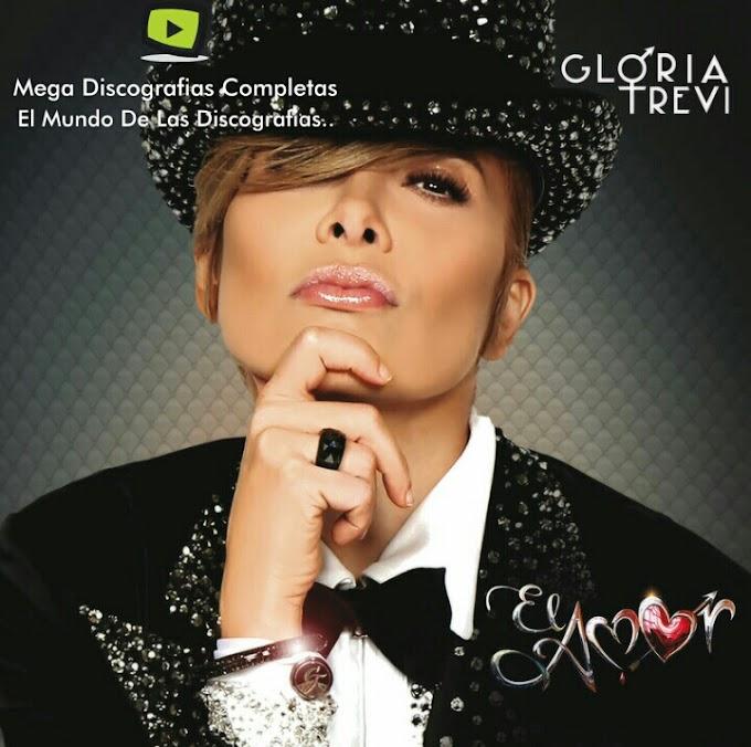 Descargar Discografia: Gloria Trevi