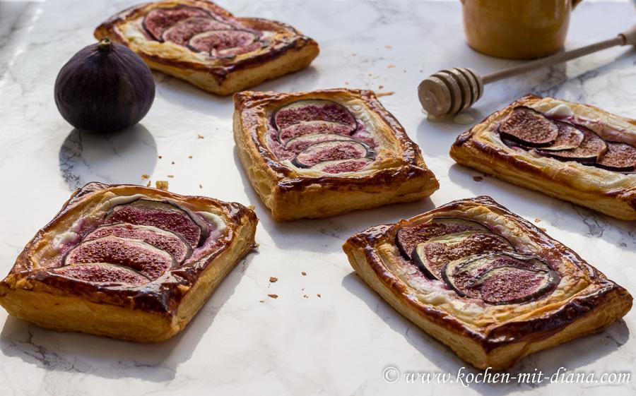 Feigen Tartelettes
