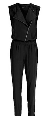 Bon Prix Zip Front Jumpsuit By Rainbow