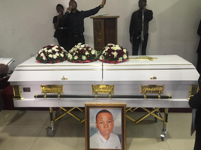 Star Actress, Eucharia Anunobi Buries Her Only Child (Photos)1