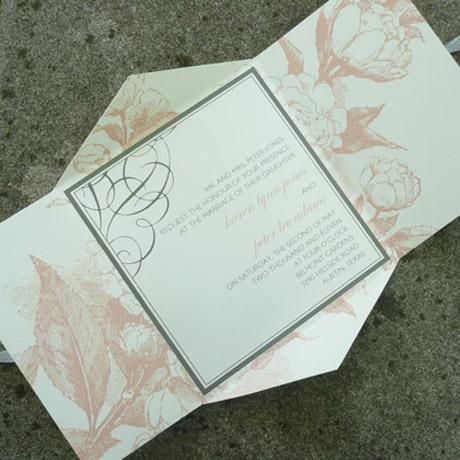 WDW (WEDDING DAY WEEKLY ) BLOGGING FOR BRIDES Rose Wedding - brides invitation templates