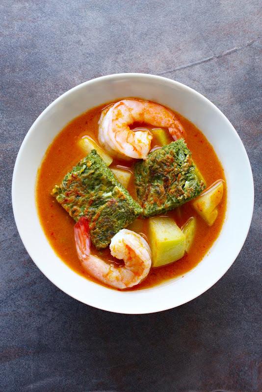 thai sour curry แกงส้ม