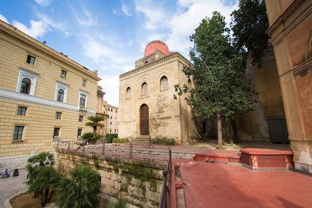 Chiesa di San Cataldo-Palermo