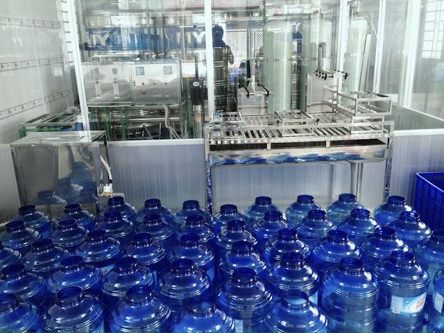 nước đóng bình, nước tinh khiết tại Thanh Hoá