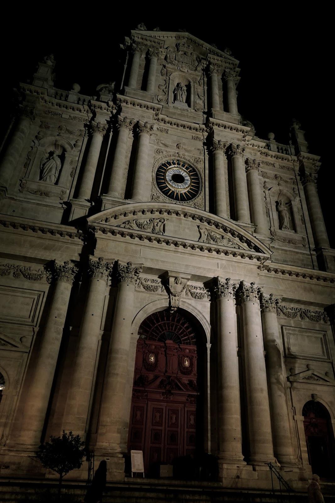 サン・ポール・サン・ルイ教会(Eglise St Paul St Louis)