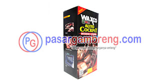 Harga Waxco Auto Cockpit Interior Cleaner