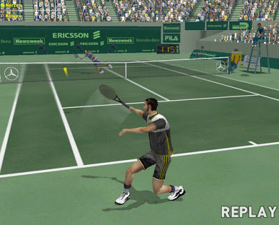 Tennis Masters Series 2003 Pc Game  Free Download Full Version