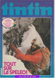 Tintin-numéro 12, année 38,  1983