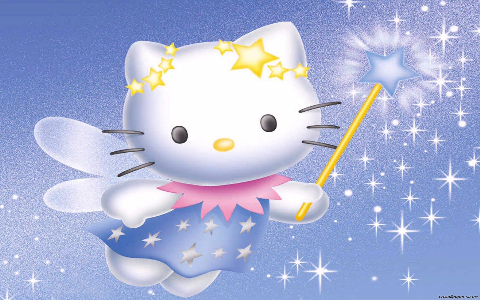 Wallpaper Hello Kitty HD Your Title
