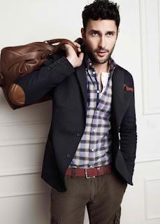 clothing blazer pria murah