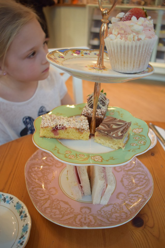 10 Places you can book Children's Afternoon Tea in North East England - Great British Cupcakery Newcastle