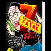 Buku 7 Kesalahan Fata Pengusaha Pemula yang wajib di pelajari