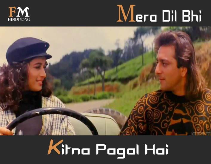 Mera-Dil-Bhi-Kitna-Pagal-Hai-Saajan-1991