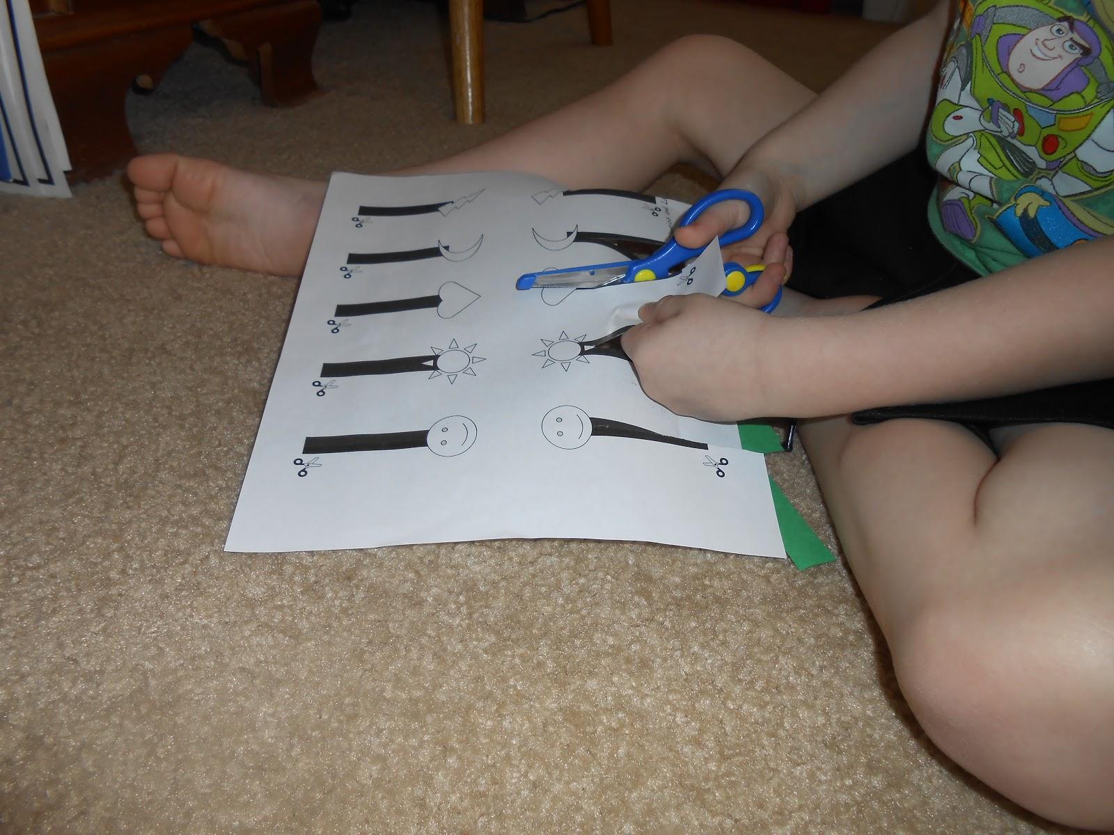 Teaching My Blessings Nursery Rhymes Theme And Scissor Skill Update