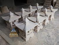 lampion pilarlampion pilar masjid atau pagar rumah