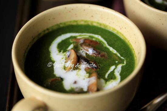 Resep Sup Krim Brokoli JTT