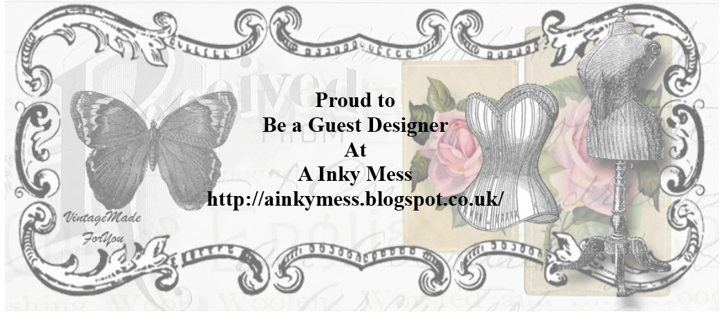 A Inky Mess Guest Design Team