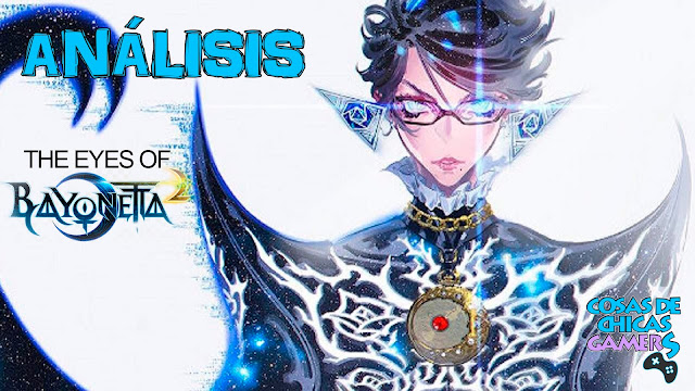 analisis art book the eyes of bayonetta 2