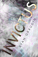 Invictus by Ryan Graudin book cover and review