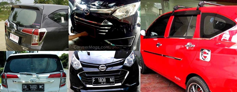Aksesoris Toyota Calya Daihatsu Sigra Bukan Sekedar Hiasan Juga