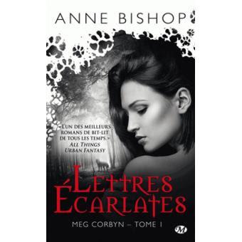 Lettres écarlates de Anne Bishop