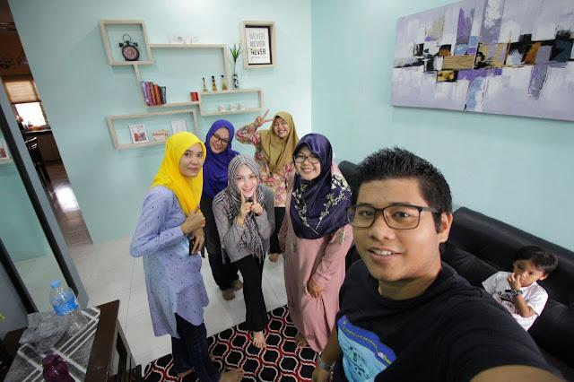 Homestay Seri Manjung Lumut - Review || Jue Aziz 3