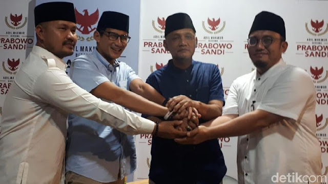 Gus Irfan Merapat, Ini Daftar Jubir Timses Prabowo