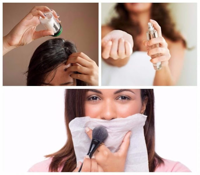 Beauty hacks for girls