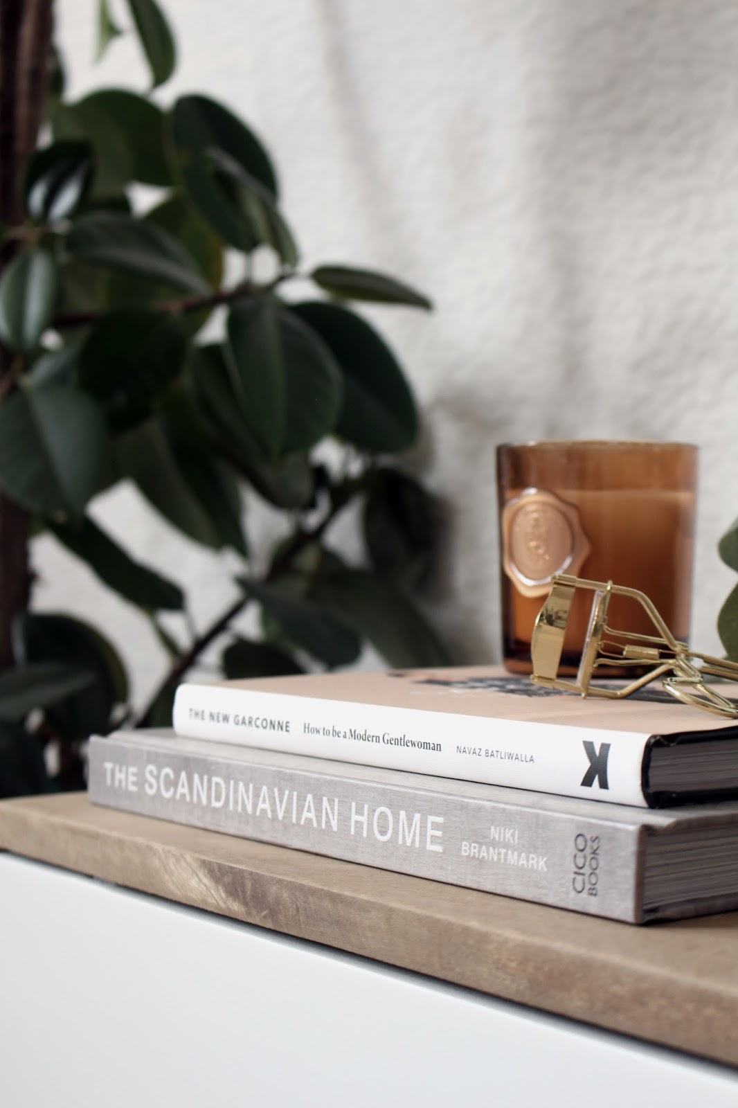 Some of my favourite books from my cliche blogger library