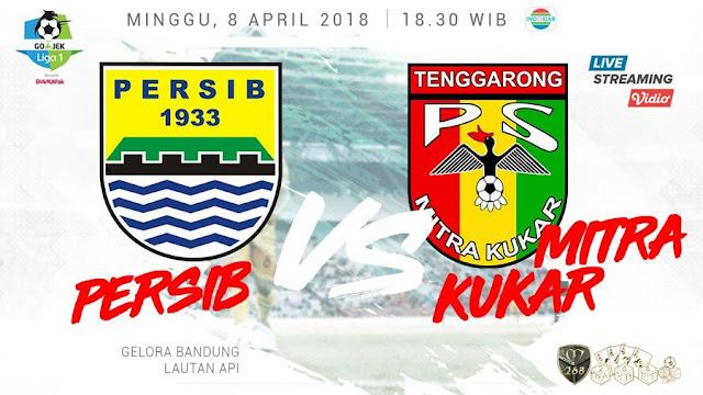 Prediksi Persib Bandung Vs Mitra Kukar, Minggu 08 April 2018 Pukul 18.30 WIB @ Indosiar