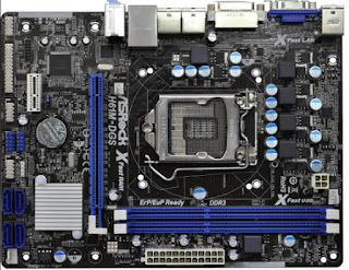 Asrock H61M-PS2 XFast USB Drivers Download (2019)