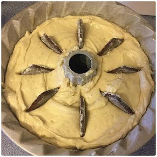 Turkish Delight Bundt Cake