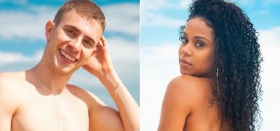 Leo Picon e MC Rebecca foram eliminados do De Férias com o Ex: Celebs no início das gravações