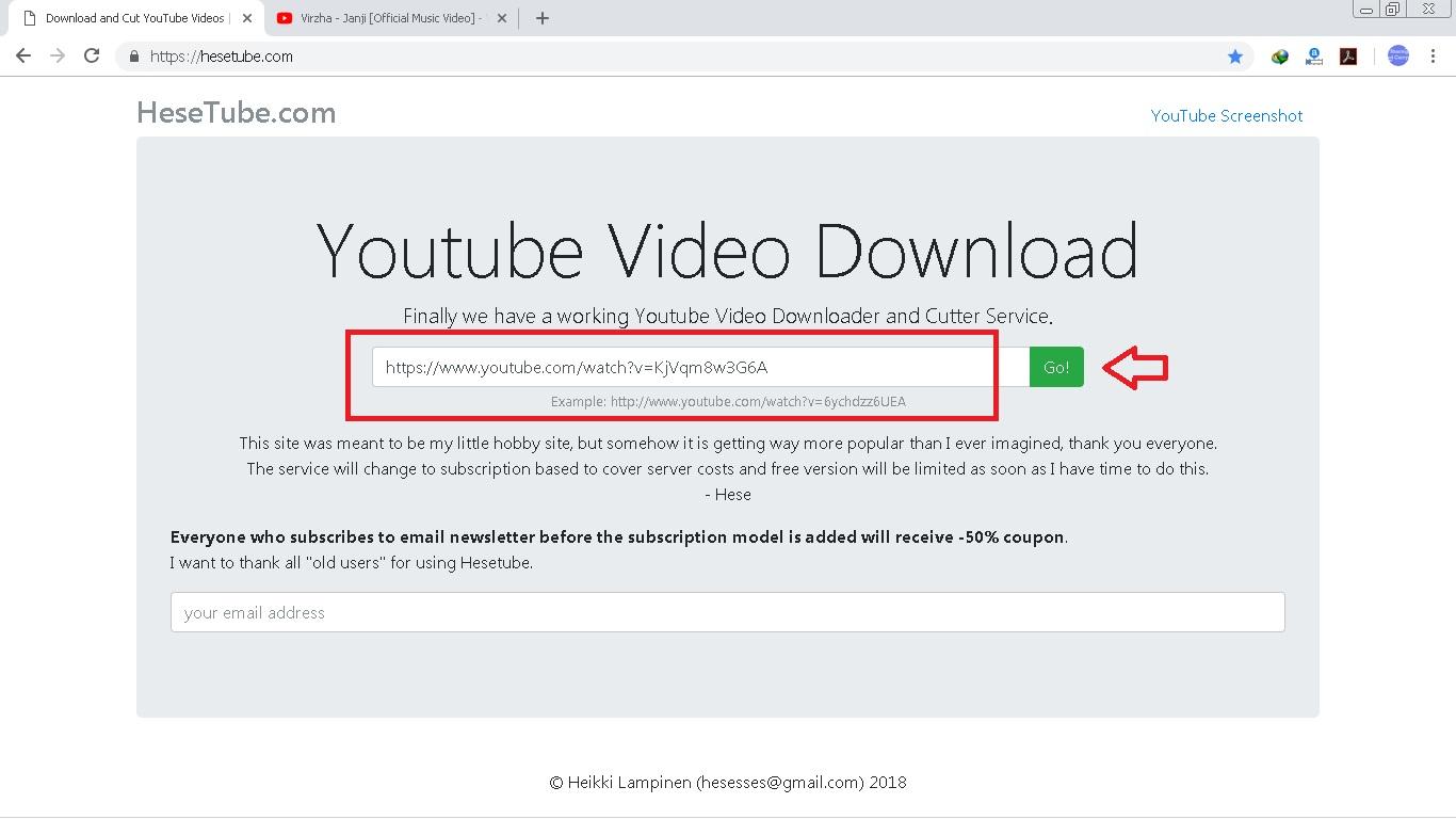 Cara Mudah Memotong Video Youtube Tanpa Video Editor Software