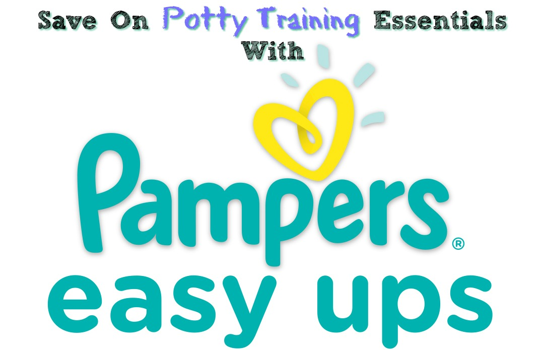 Save On Potty Training Essentials With Pampers Coupons New Mommy Bliss