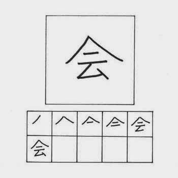 kanji bertemu