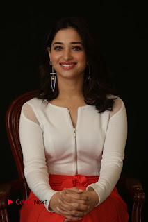 Actress Tamannaah Pictures at Abhinetri Movie Interview  0103.JPG