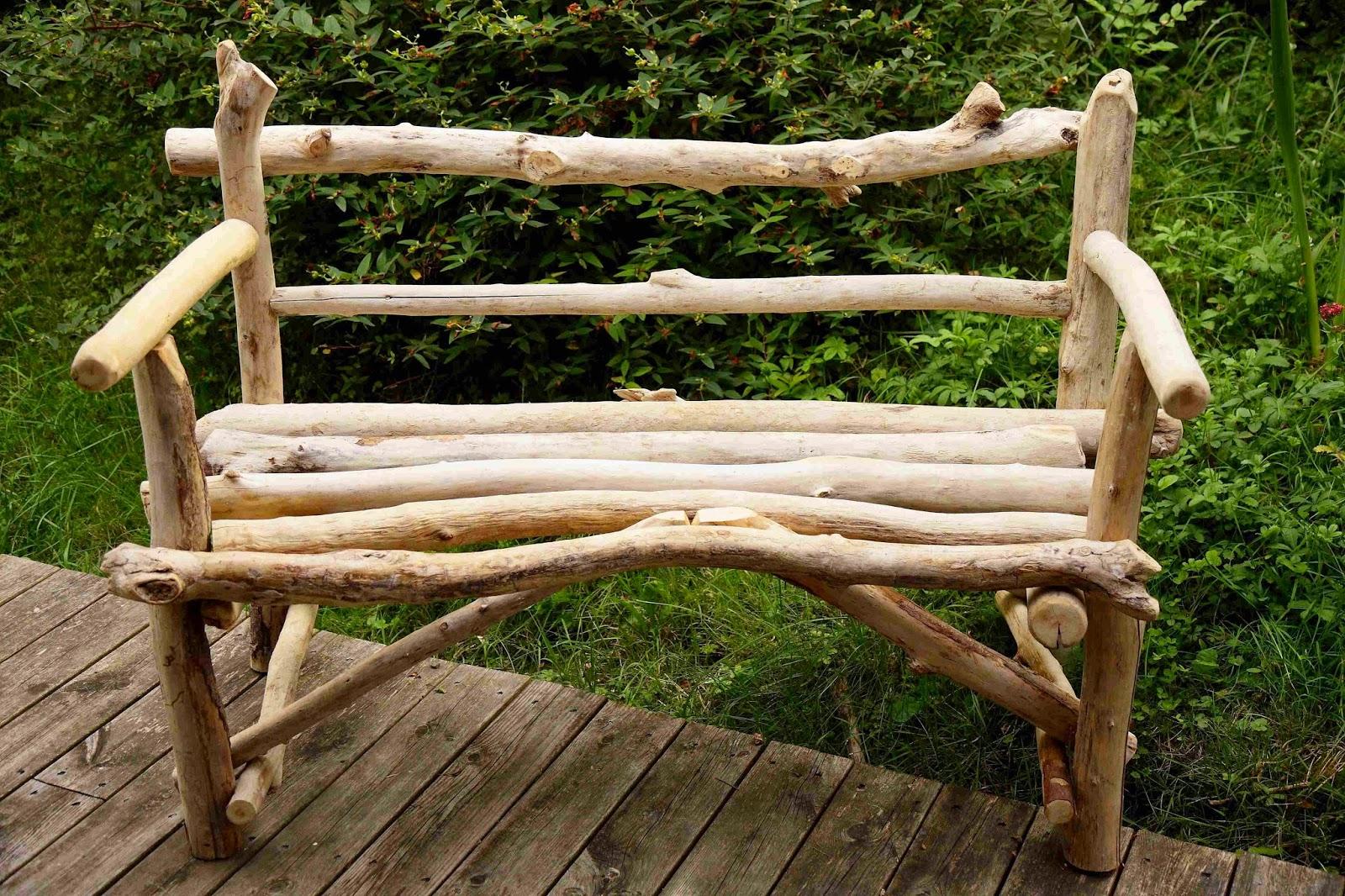Fabrication Banc En Bois les bois flottés de didier