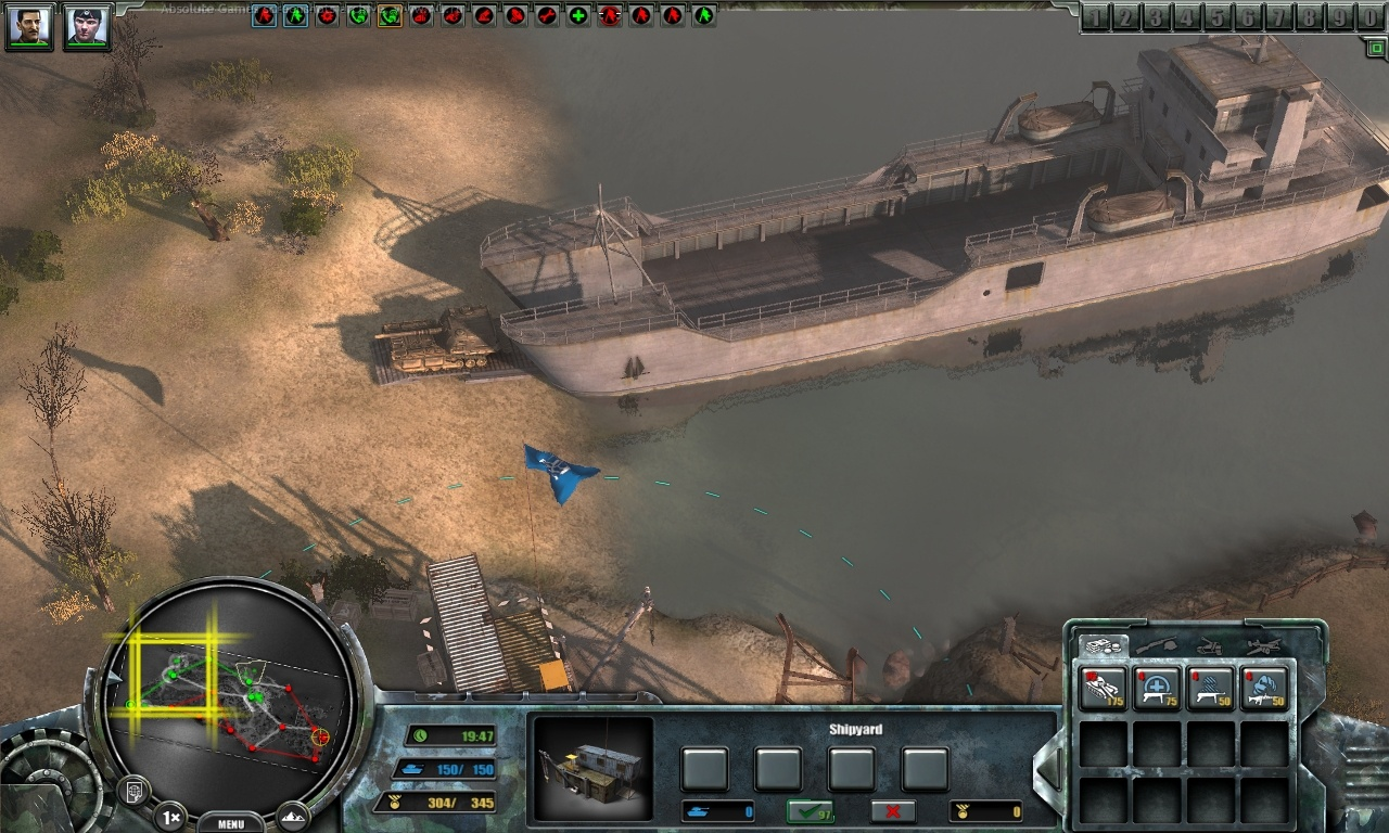 Codename Panzers Cold War