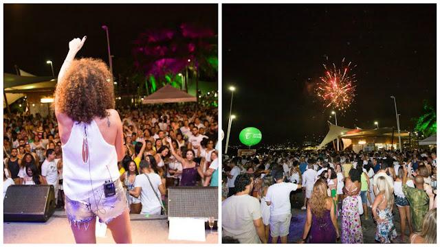Organizadores garantem que  Réveillon da Vila Caramuru foi um sucesso